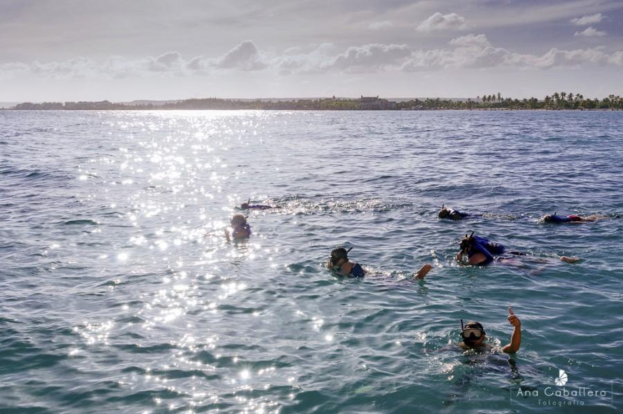 Clase de snorkel