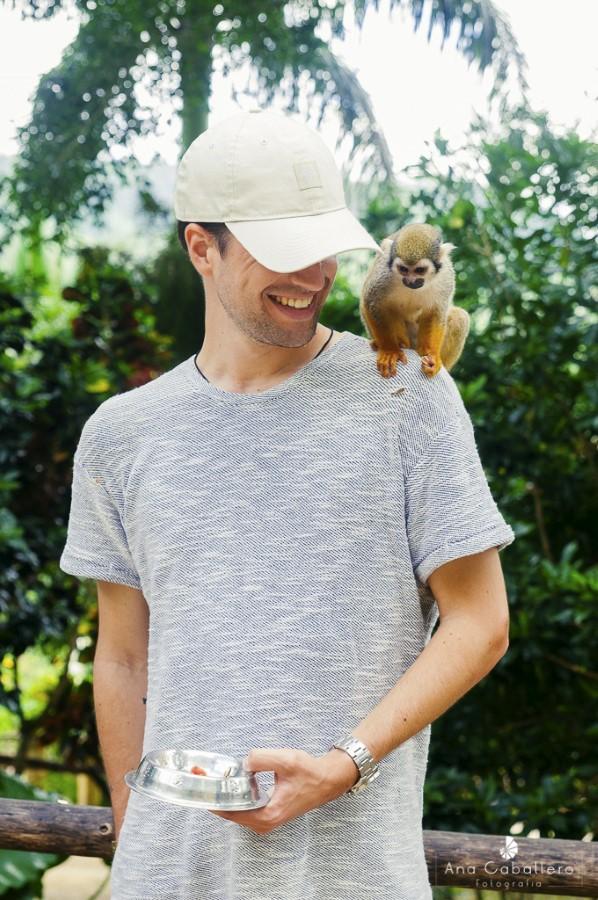 Monkeyland en Punta Cana
