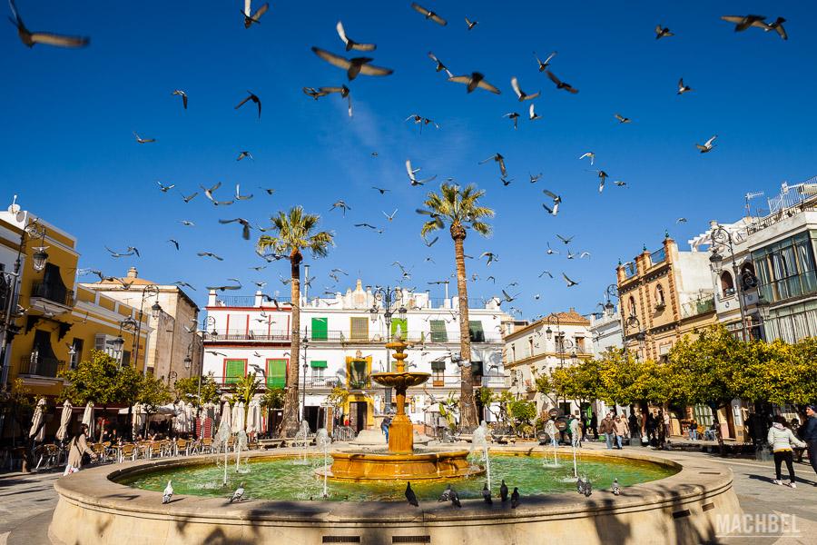 Plaza de Sanlúcar de Barrameda