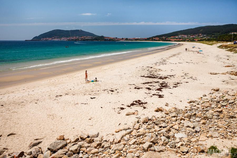 Playa de Langosteira, el final del camino