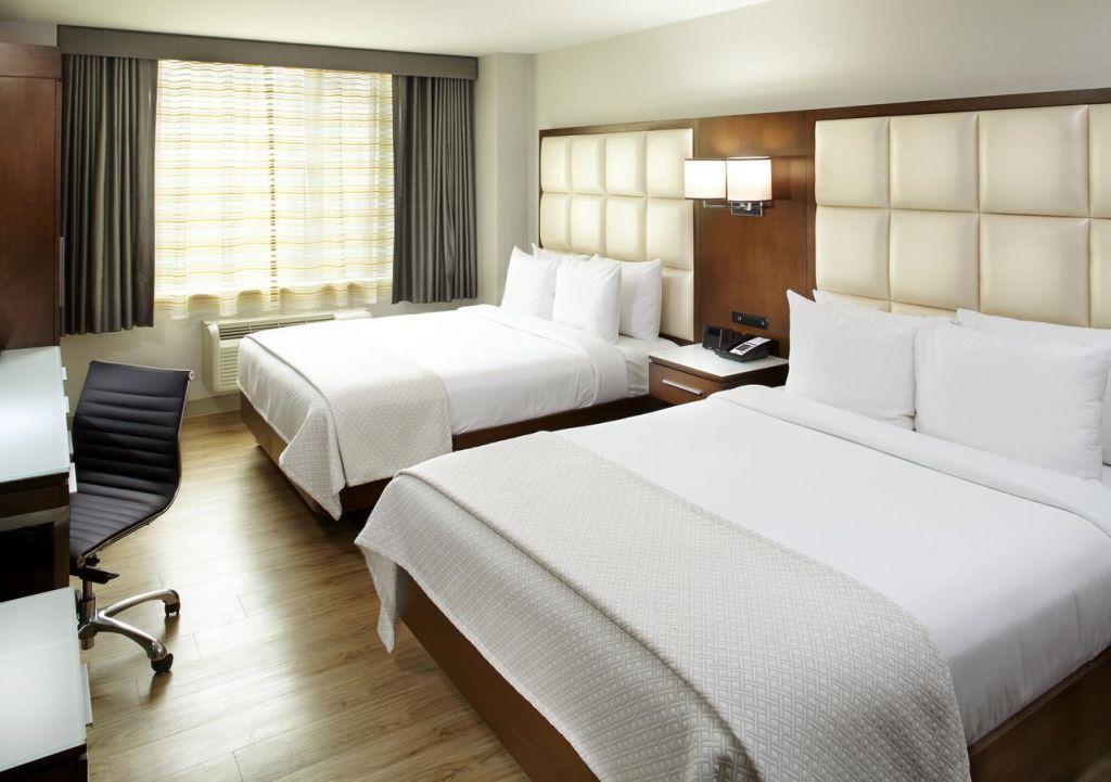 Habitación del Cambria Hotel