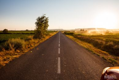Largas carreteras secundarias