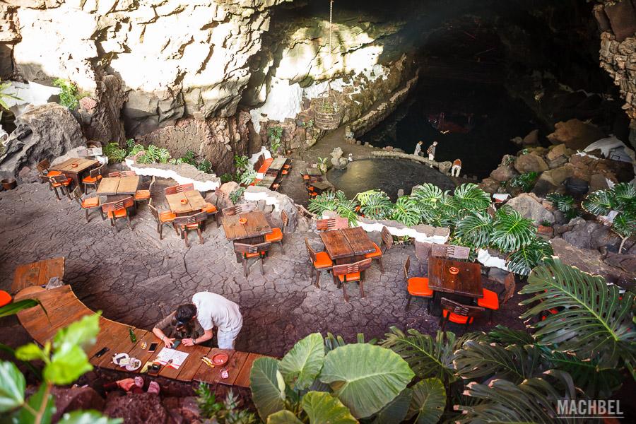 Restaurante de Jameos del Agua