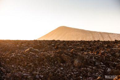 Volcán en la Geria