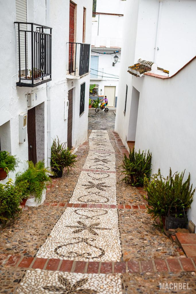 Calles de Guájar-Faragüit
