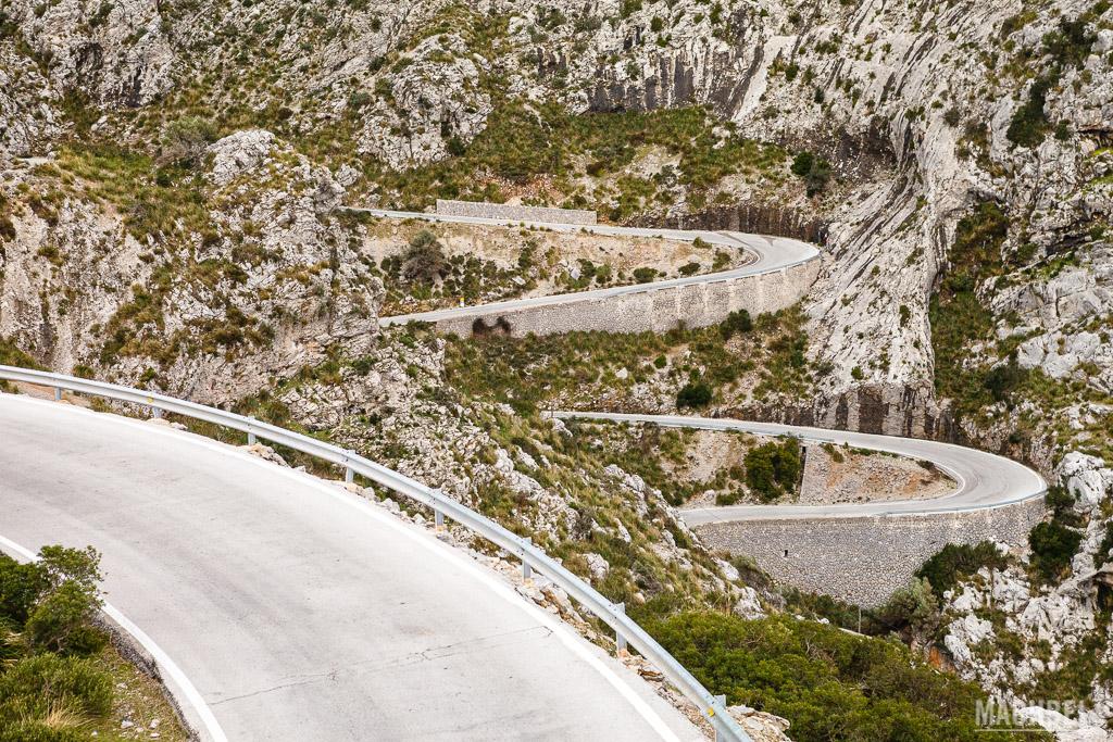 Carretera a Sa Calobra