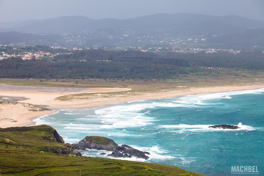 Playa de Frouxeira