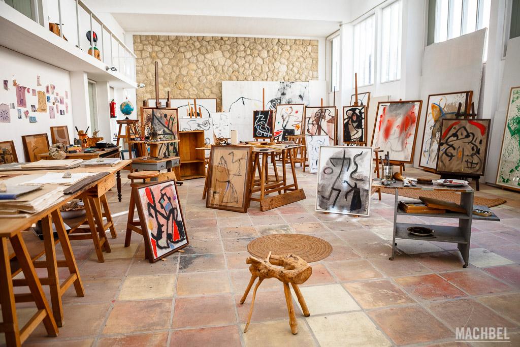 Taller de Miró