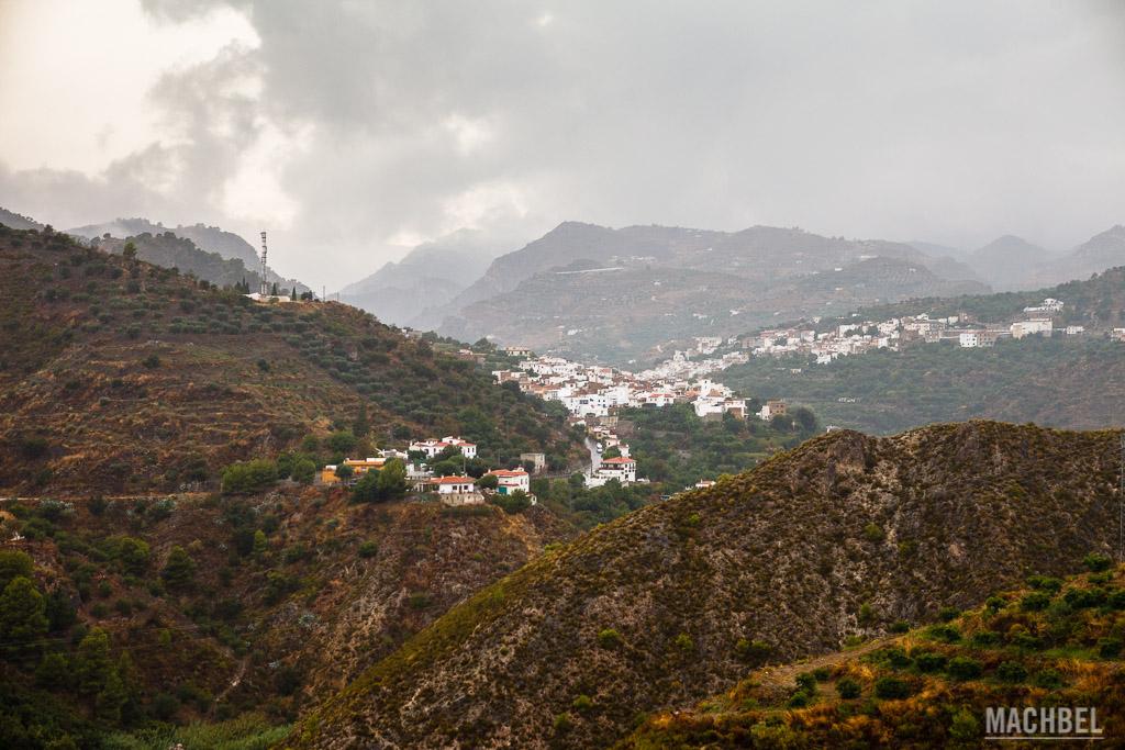 Valle de Guájar-Faragüit