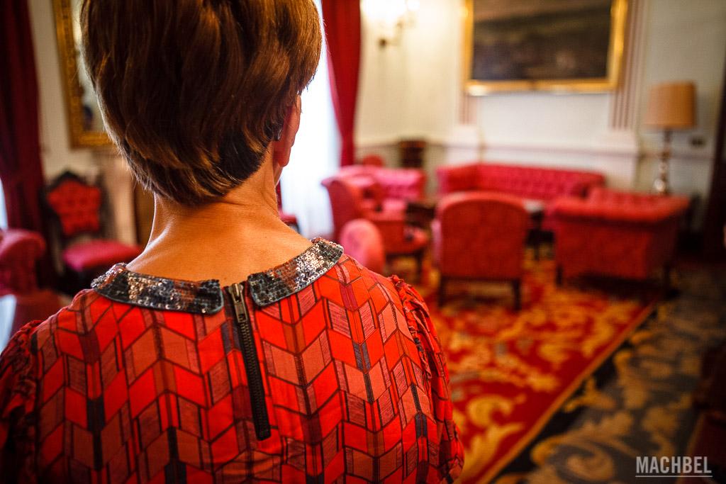Visita al palacio de Capitanía
