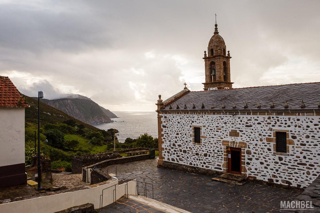 Ermita de San Andrés de Teixido