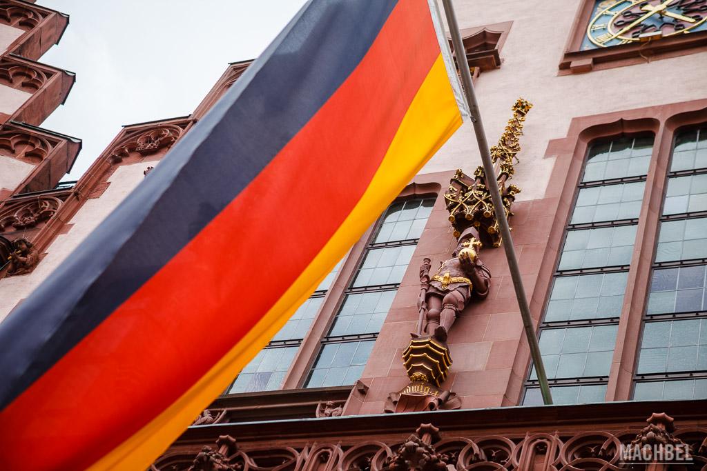 Ayuntamiento antiguo de Frankfurt