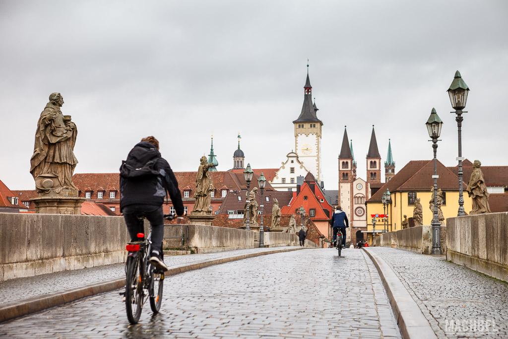 Puente antiguo de Würzburg