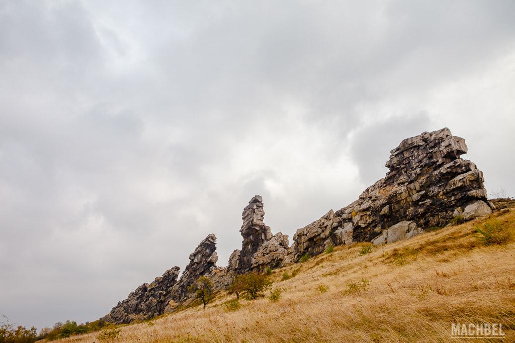 Rocas de Teufelsmauer