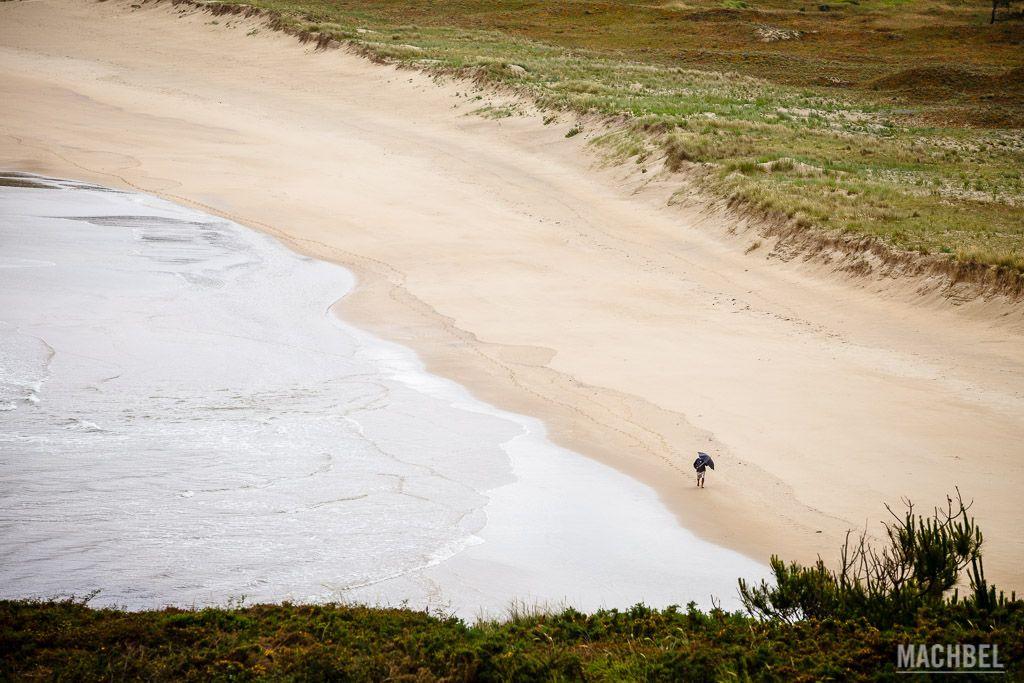 Playa do Pantín