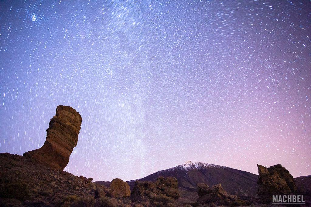 El Teide y los roques de Gracia