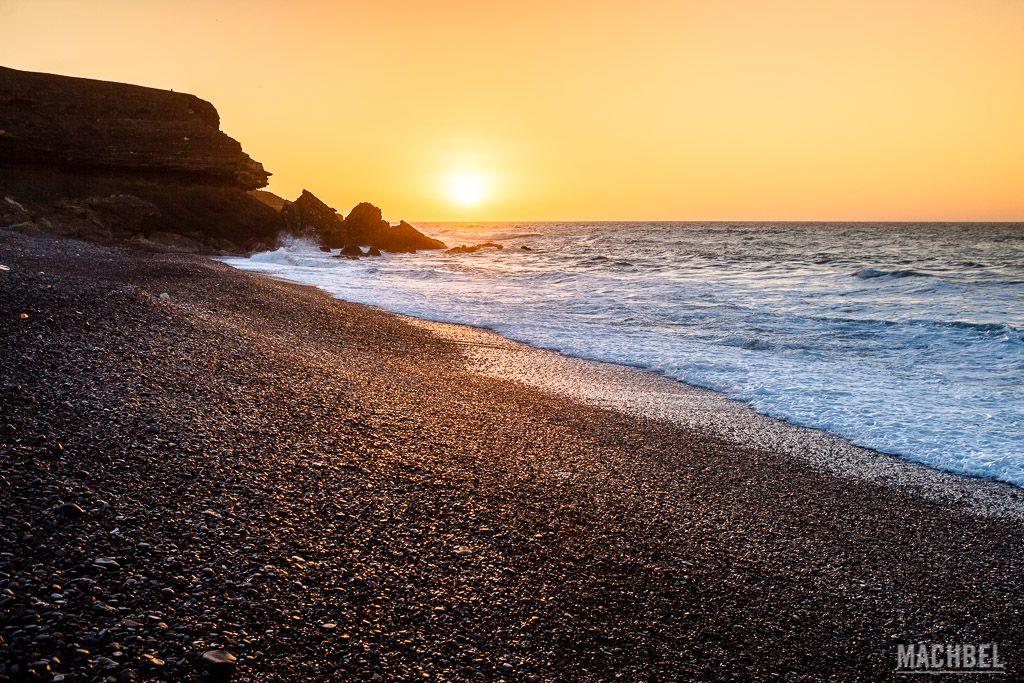 Una misteriosa playa de Fuerteventura