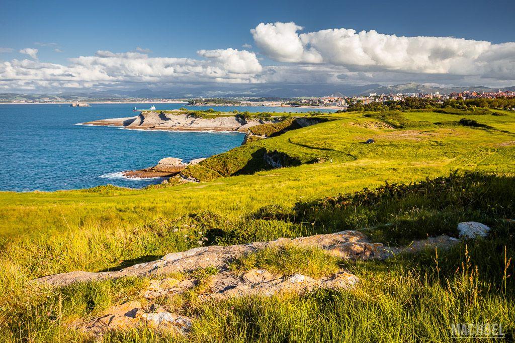 Camino hacia Cabo Mayor