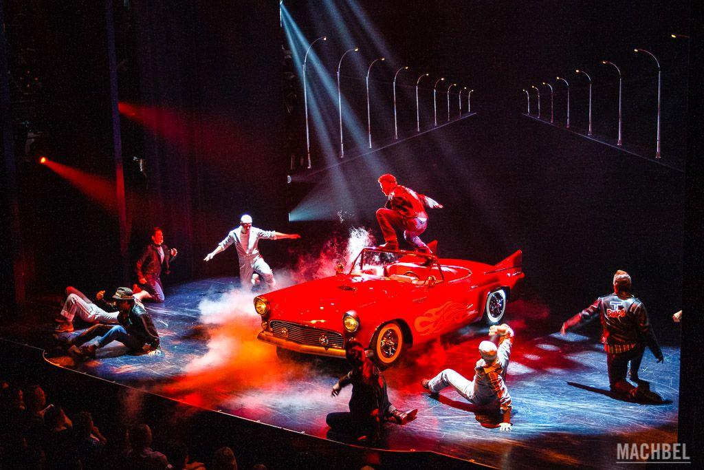 Musical de Grease en Broadway