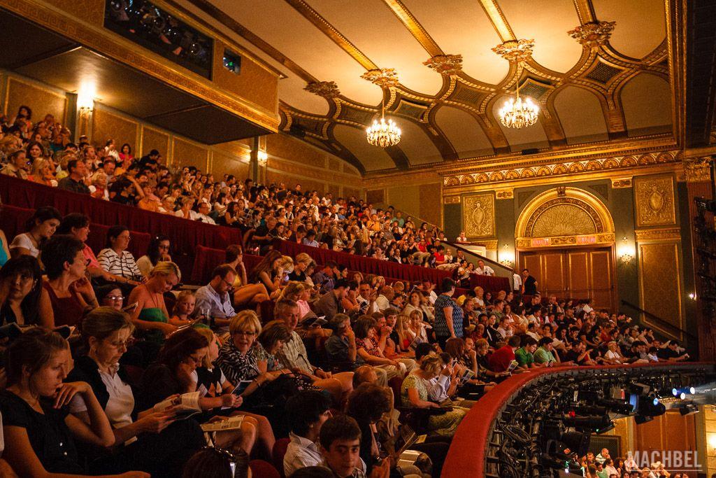 Teatro en Broadway
