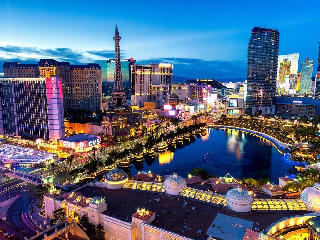 Las Vegas en verano