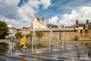 Corriendo por Nantes