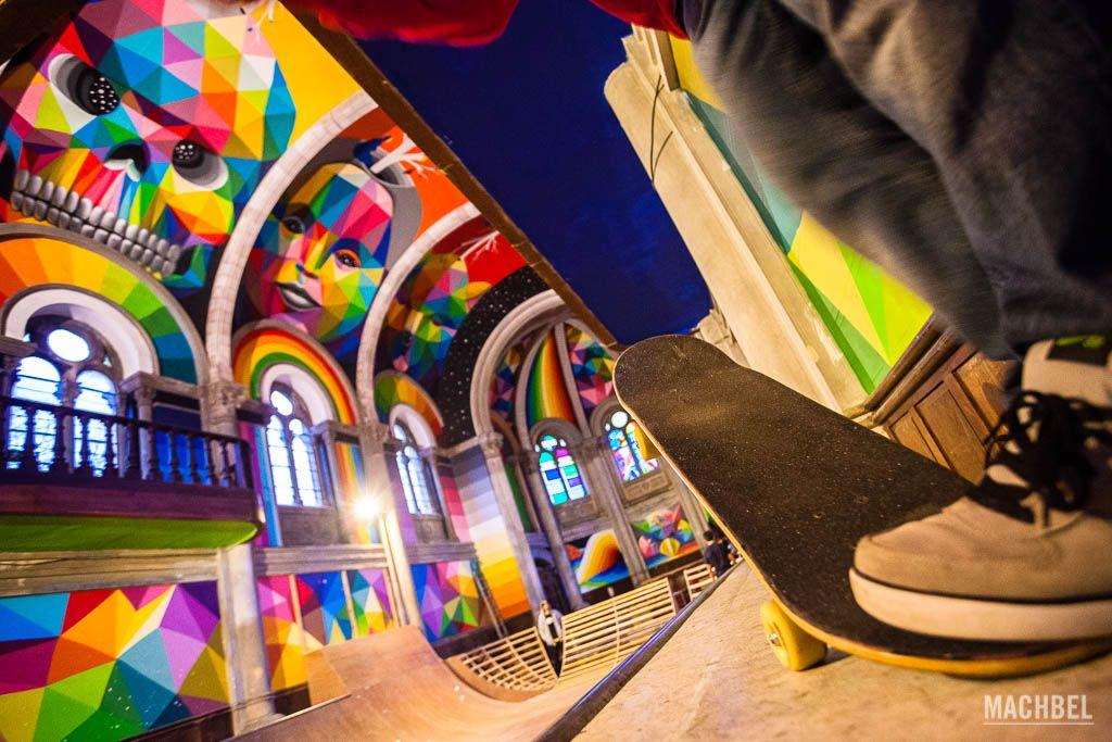 Iglesia Skate de Asturias