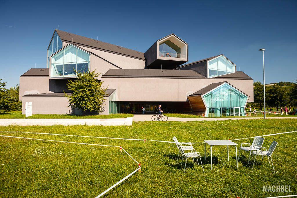 Casa principal del Vitra Design Museum