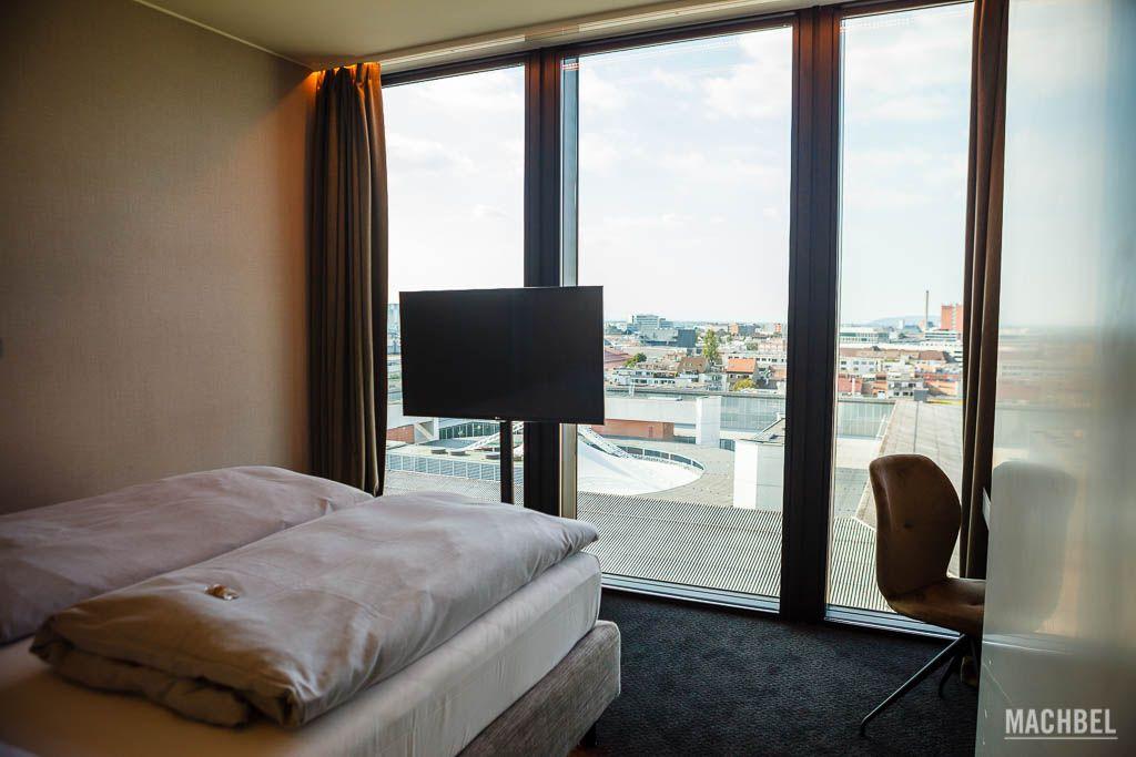 Habitación normal del hotel Hyperion