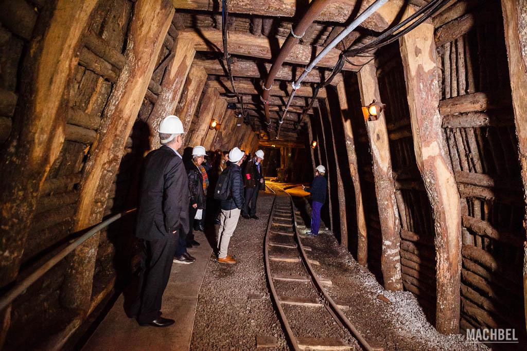 Visita al Museo de la Minería