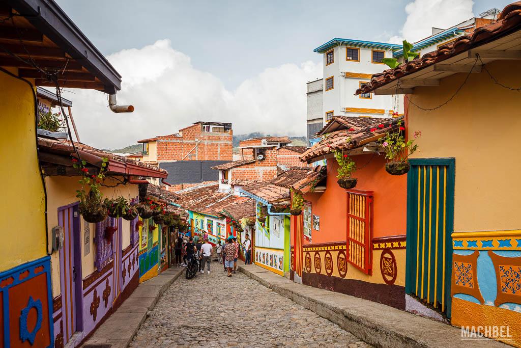 Calle de Guatapé