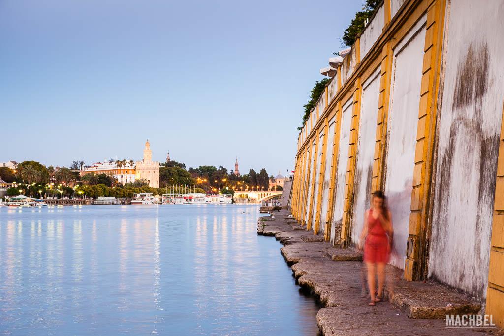 Paseando a la vera del Guadalquivir