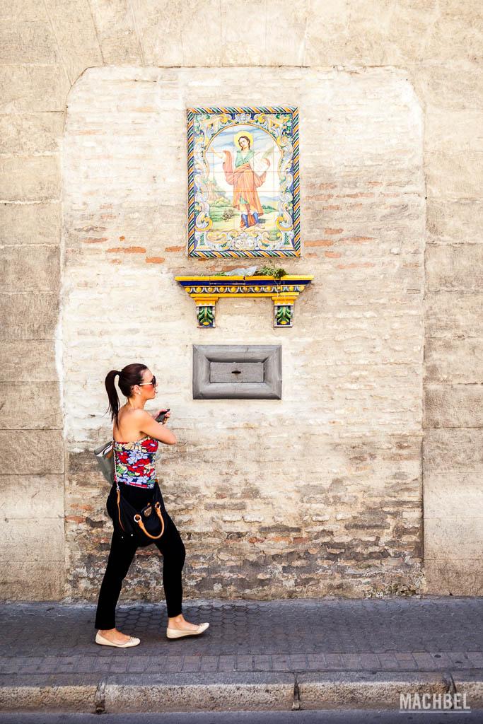 Rincones del centro de Sevilla