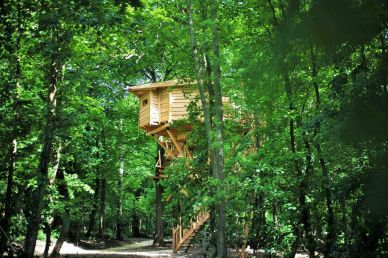 Naturehouse en Raray, Francia