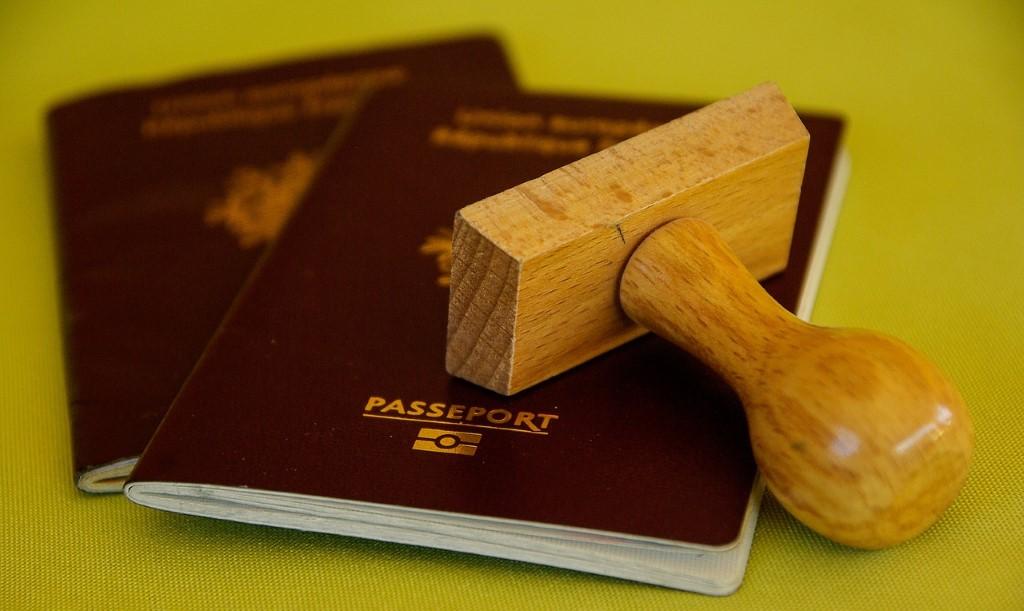 El pasaporte es vital para viajar