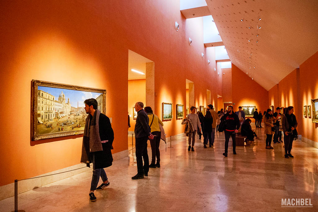 Visita al museo Thyssen