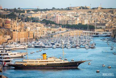Idílico crucero en Malta