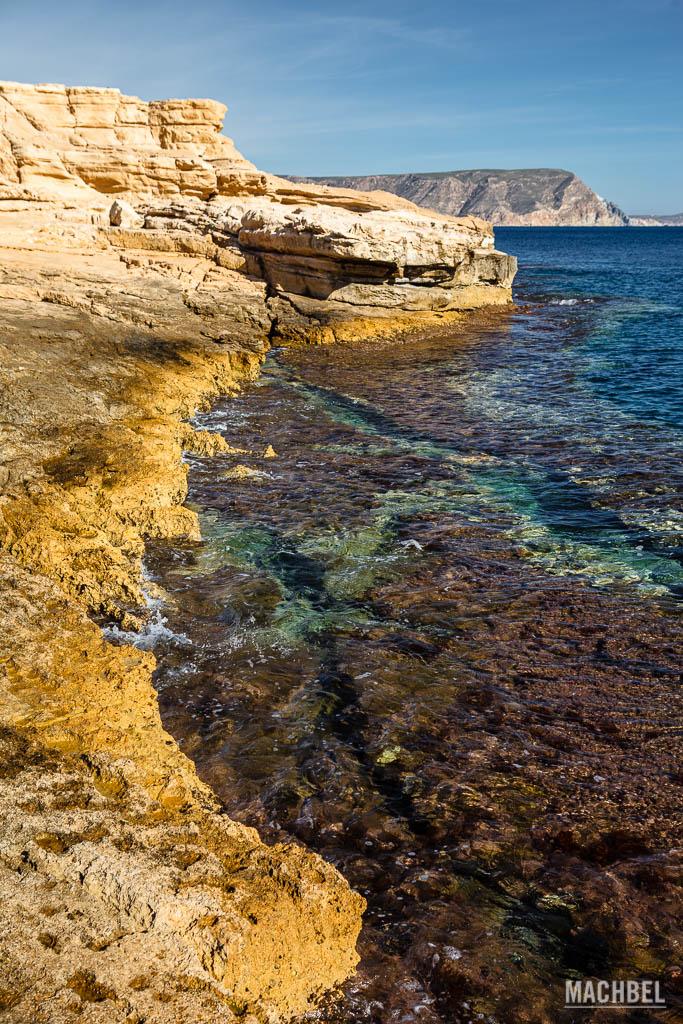 Isleta del Moro y alrededores