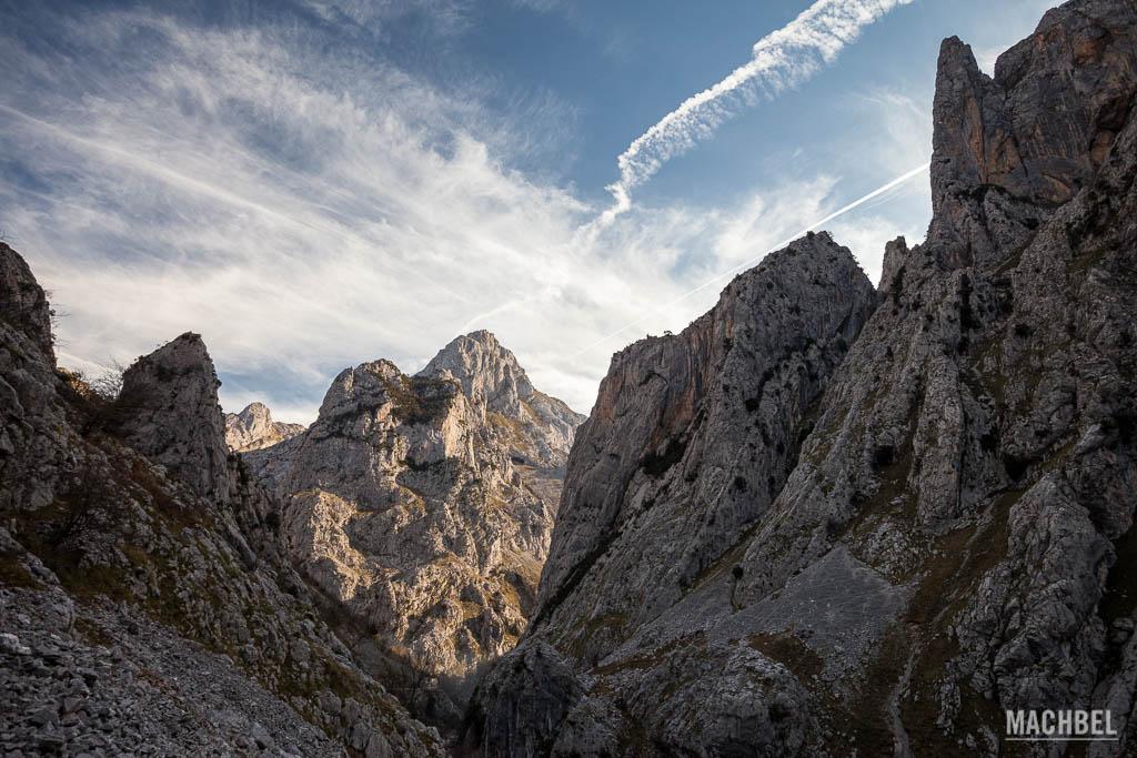 Montañas de los Picos