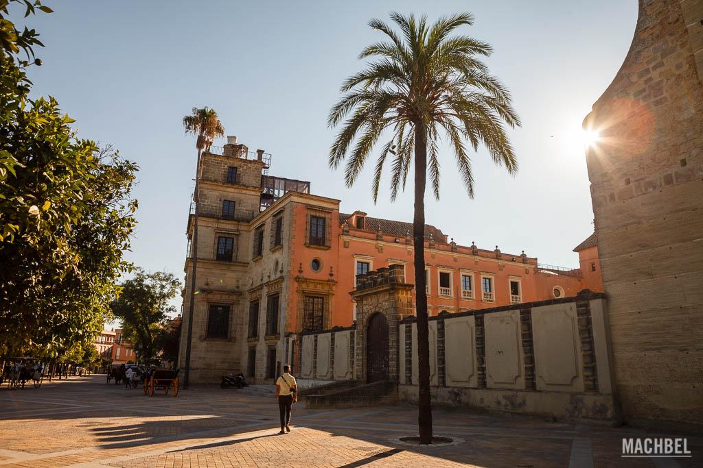Alcazaba de Jerez de la Frontera