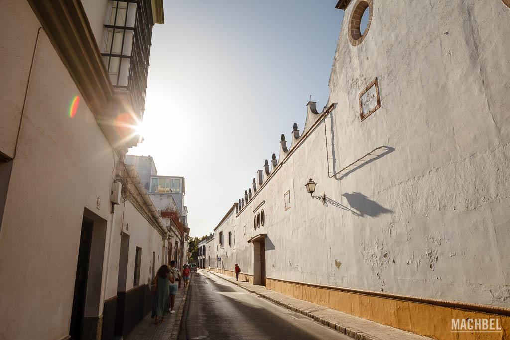 Calle de Sanlúcar de Barrameda