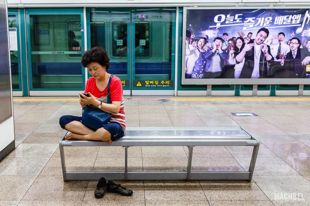 Metro de Seúl