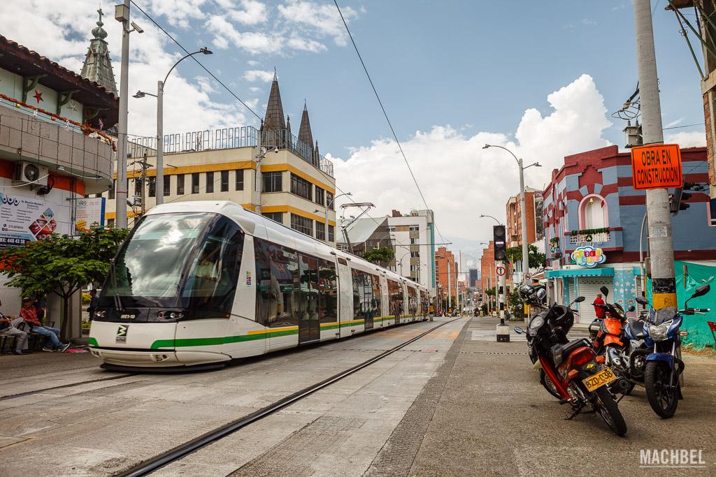 Metro por la Vía Medellín