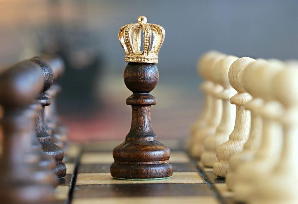 El juego rey