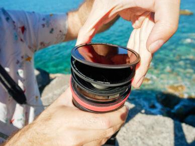 Montaje de los filtros magnéticos K&F