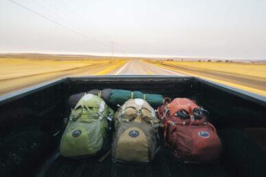 Mochilas para viajar