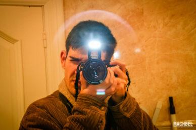 Selfie flash