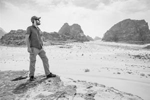 Viendo Wadi Rum